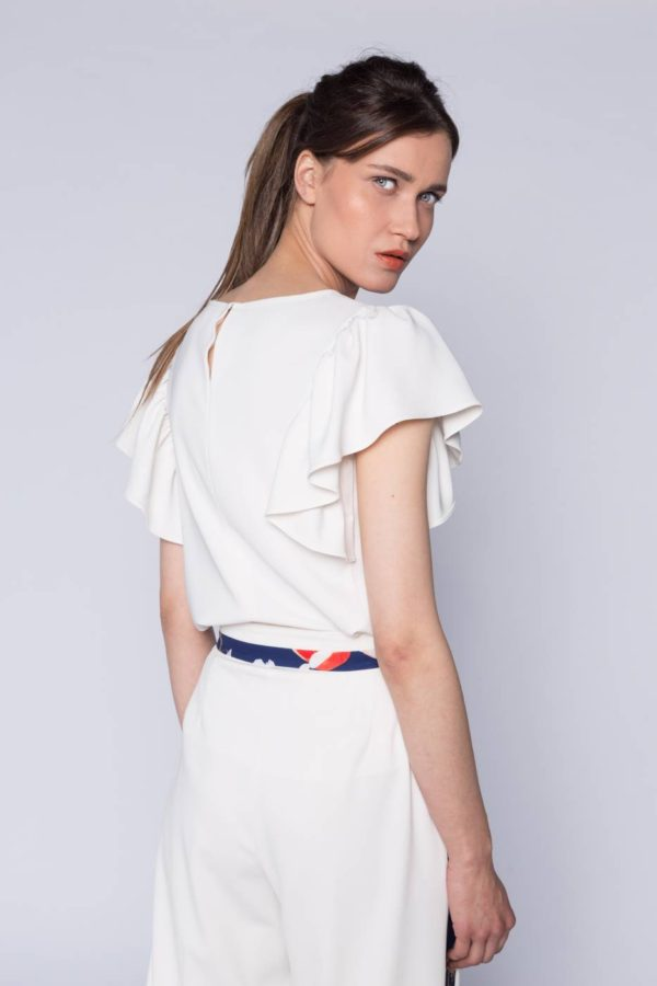 Bluza cu volan crepe (2)