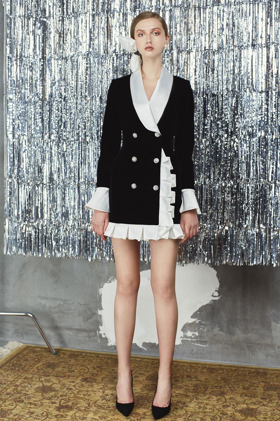 Velvet Dress Jacket Silk Love And Lace